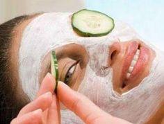 Como fazer máscaras de pepino para o rosto