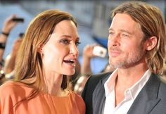 Hollywood's famous couple Angelina Jolie and Brad Pitt got engaged.