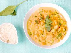 Recette de Curry de légumes végétarien