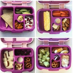 125 Healthy Lunchboxes for Kids