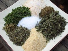 Homemade Italian Dressing Mix - Add On