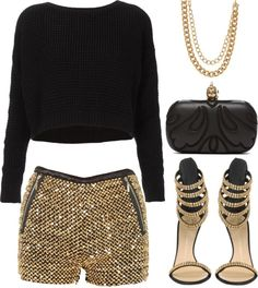 """""""2 chains."""" by goldiloxx ❤ liked on Polyvore"""