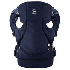 Stokke MyCarrier Front and Back Carrier Deep Blue ** Want to know more, click on the image.