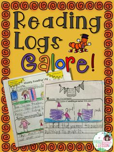 Know what your students are reading at any given time! Six different logs including Venn Diagrams and T-charts. Prompts challenge kids to reflect about a variety of narrative elements! Not to mention that they are all so adorable...