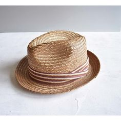 From Fedoras to Floppy Hats via Polyvore