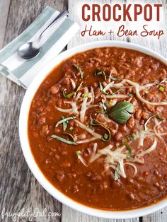 Slow Cooker Soup: An