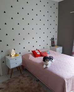 30 Cute Teenage Girl Bedroom Ideas ~ Home And Garden Diy Room Decor, Living Room Decor, Bedroom Decor, Home Decor, Bedroom Ideas, Teenage Girl Bedrooms, Girls Bedroom, Small Space Interior Design, Girl Bedroom Designs
