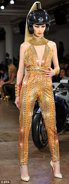 The Blonds Fall 2012....