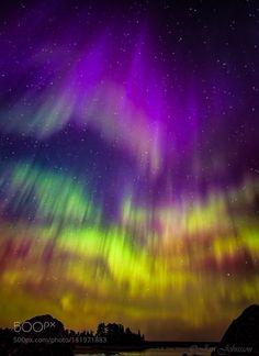 Twitter Aurora Finland