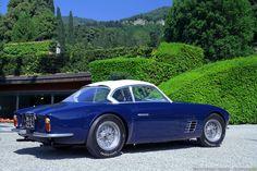 1956 Ferrari 250 Zagato Berlinetta 0515GT