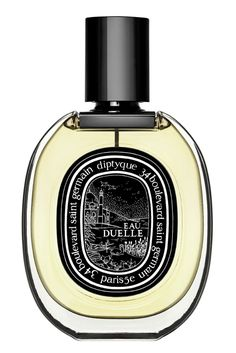 Eau Duelle is perfume full of contrast. An intriguing infusion of idle Bourbon vanilla, awakened by the woody, animalistic scent of rockrose and ambroxan.