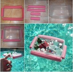 diy, pool, and tutorial image| See more DIY projects here http://gwyl.io/