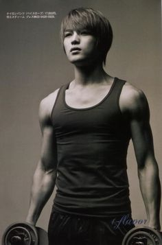 Jae Joong  I LOVED his performance in PTB
