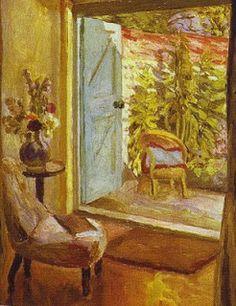 Duncan Grant: Charleston House Bettina's Impressions: Vanessa Bell