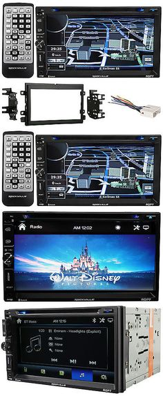 Video In-Dash Units w GPS: 2004-2006 Ford F-150 Car Navigation/Dvd/Iphone/Bluetooth Receiver Stereo Radio BUY IT NOW ONLY: $164.95