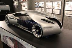 Volvo Singularity Concept Scale Model