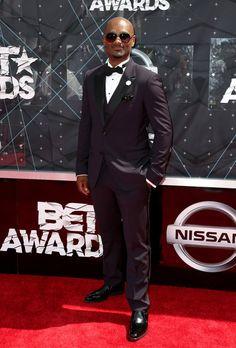 FELLAS REPRESENT: Chris Brown, Kendrick Lamar, Michael Ealy, Morris Chestnut & More Style On The 2015 BET Awards Red Carpet