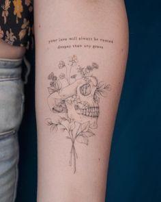 Tattoos And Body Art tattoo ideas Body Art Tattoos, New Tattoos, Sleeve Tattoos, Cool Tattoos, Tatoos, Dream Tattoos, Creative Tattoos, Deep Tattoo, I Tattoo