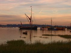 Love to spent some time in Pin Mill,Suffolk