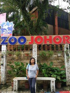 Fun Time in Johor Zoo Malaysia