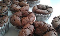 Bage-bloggen: Chokolademuffins uden mel