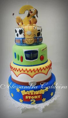 Disney cars birthday party ideas cake mice 50 ideas for 2019 Cumple Toy Story, Festa Toy Story, Toy Story Party, Toy Story Birthday, Cake Birthday, Disney Cars Birthday, Cars Birthday Parties, Movie Cakes, Biscuit