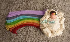 The Story Behind This Rainbow Baby's Photo Is Even More Beautiful Than the Snapshot