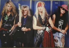 Poison - went to their 20 reunion or something. Was okay. I'm not into the 80s bands as much.