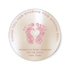 German flag of germany personalized heart shape compact mirror heart feet baby shower favor girl thank pink ivory classic round sticker negle Images