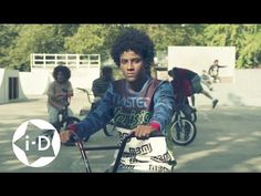 Marc Jacobs Tribes: The Bronx BMX Crew - Combining fashion with documentary storytelling, these videos explore three different subcultures who represent rebellion and self-expression without consideration of social expectations.