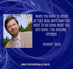 Quote by Eckhart Tolle I totally see this in my parenting!!