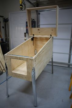 Pinball Chameleon's Guide to DIY Pinball Machine Construction: The Modern Firepower Pinball Project - The Cabinet is Nearing Completion