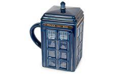 Doctor Who TARDIS Muki - Tilaa nyt edulliseen hintaan! - AlphaGeek