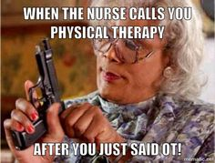 No Occupational therapy is not the same as physical therapy.... Lol