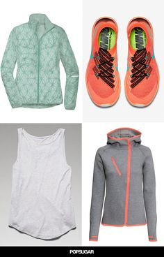 We can't wait to wear these cute running products during our next Spring run.