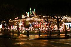Willow Glen Holiday Lights