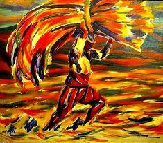 Inspiration, Ideas, Fauvism art, Post Impressionism art, Vladimir Dimitrov-Maistora, The Harvester. #MaistoraKisyovaLazarinova