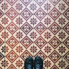 ::: what a nice pattern ;)   #patrzpodnogi