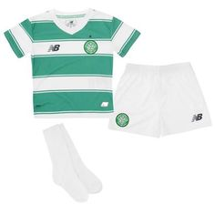 New Balance | New Balance Celtic Home Kit 2015 2016 Mini | Celtic Football Shirts