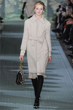 Tory Burch - Collections Fall Winter 2012-13