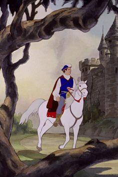 Snow White and the Seven Dwarfs Snow White 1937, Snow White Prince, Snow White Seven Dwarfs, Walt Disney, Disney Love, Disney Art, Disney Guys, Disney Princess Snow White, Snow White Disney