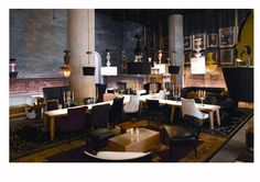 Identificando as modas do design e da arquitetura, o livro Restaurantes&Bars, da serie Architecture Now!, capturou as tendências atuais de ambas as vertentes, em formas conceptuais, desde bares…