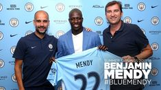 Manchester City are delighted to announce the signing of Benjamin Mendy from Monaco. Nfl Jerseys, Manchester City, Monaco, Polo Shirt, Sign, Mens Tops, Shirts, Fashion, Moda