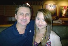 Exclusive video: 'She was very courageous,' Amanda Todd's father ... Norm and Amanda Todd.