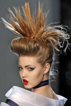 Make up / Crazy Hair