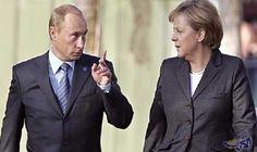 ميركل تحث بوتين على المساعدة في وقف…