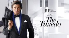The Tuxedo: The male version of the LBD is timeless and an essential to every man's wardrobe.  by Ralph Lauren