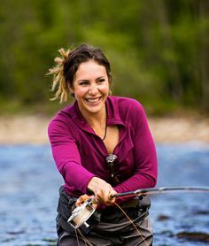 April Vokey's Fly Fishing Blog - Flygal: What's In A Cast?