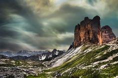 The tre cime di Lavaredo by tenchinage via http://ift.tt/2tZOol1