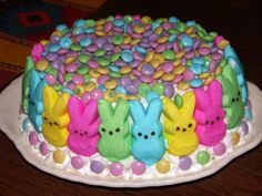 Creative Uses for Peeps.  (Got a lot of those little guys hanging around after Easter? Here are some ideas for using them!)